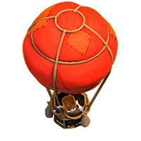 Balloon Level 1 & 2 In-game View