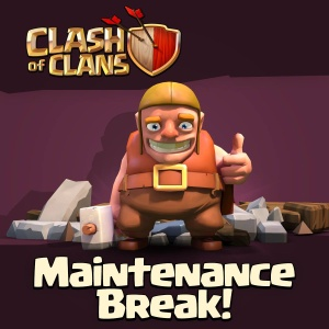 Maintenance Break 1