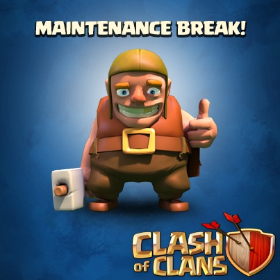 Maintenance Break 3