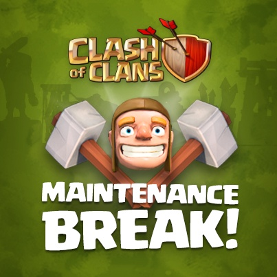 Maintenance Break 5
