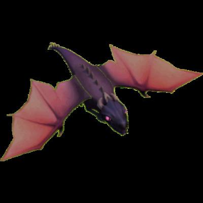 Дракон 2 уровня (вид в игре)