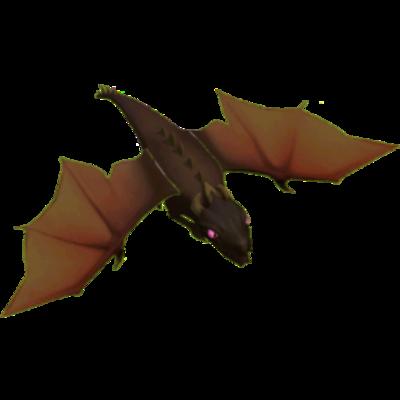 Дракон 3 уровня (вид в игре)