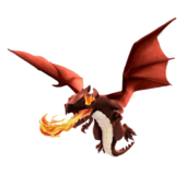 Дракон 4 уровня