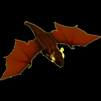 Дракон 4 уровня (вид в игре)