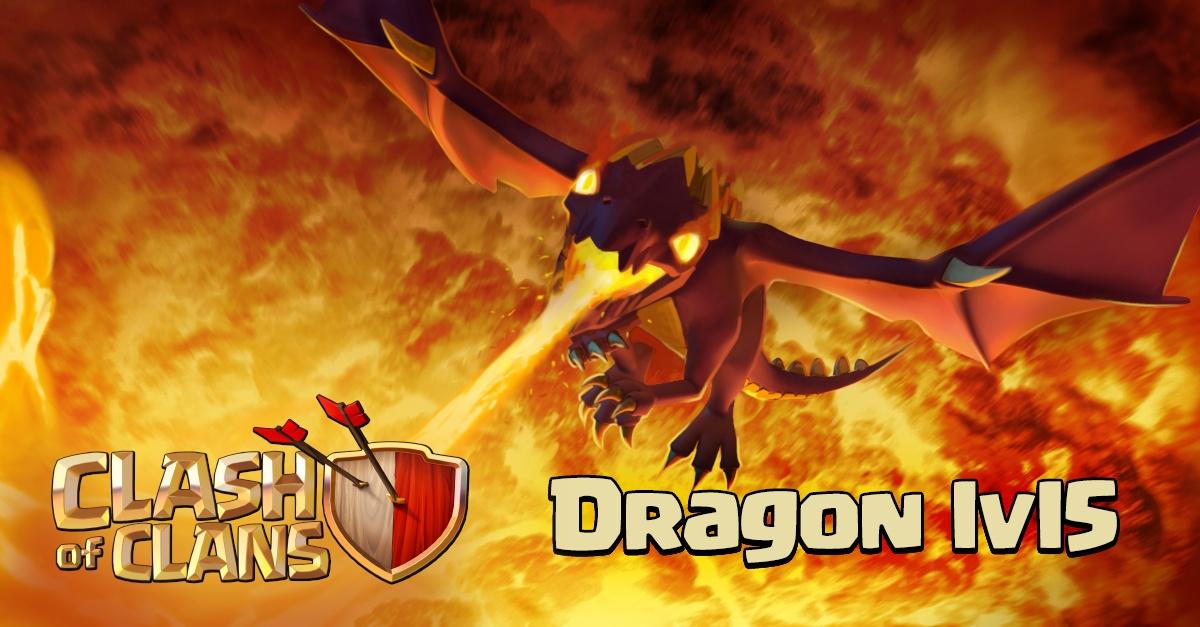 Дракон 5 уровня - арт