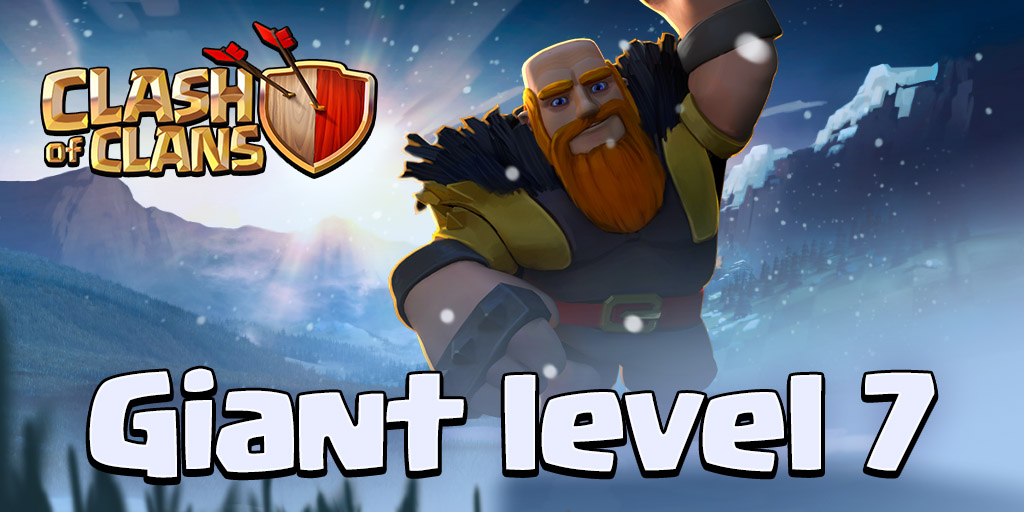 Giant Level 7 Featured Art