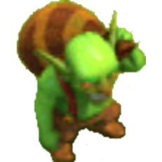 Goblin Level 3 & 4 In-game View