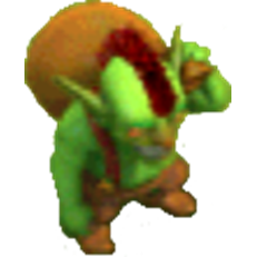 Goblin Level 5 In-game View