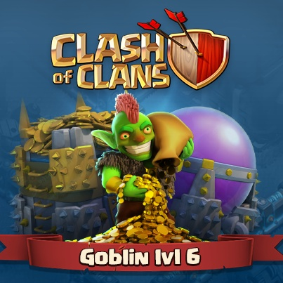 Гоблин 6 уровня