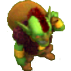 Goblin Level 6 In-game View