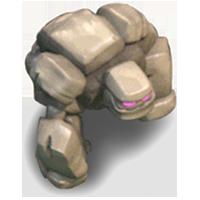 Големчик 1 и 2 уровня (вид в игре)