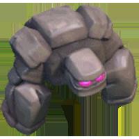 Големчик 3 и 4 уровня (вид в игре)