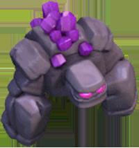 Големчик 5 уровня (вид в игре)