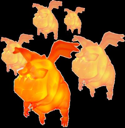 Lava Pups