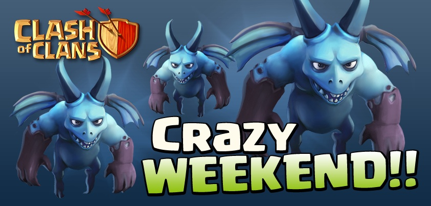 The Minion - Crazy weekend!!