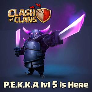 П.E.K.K.A. Level 5