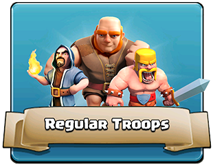 Regular Troops