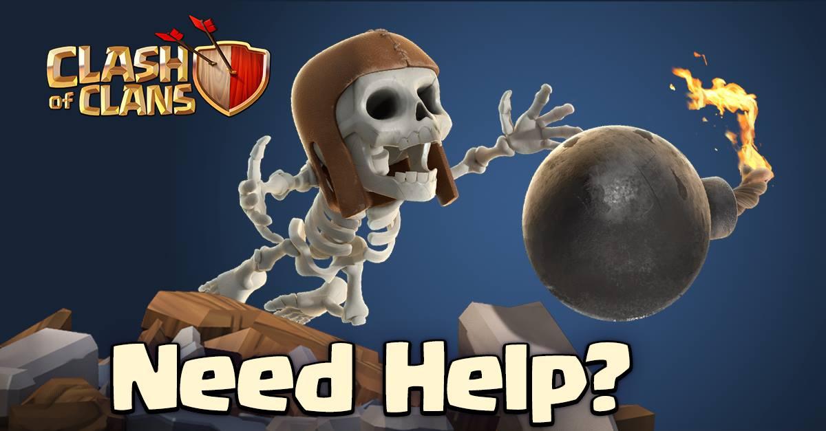 Упс... Нужна помощь? :)