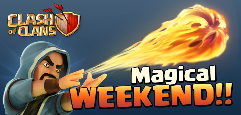 Wizard - Magical Weekend