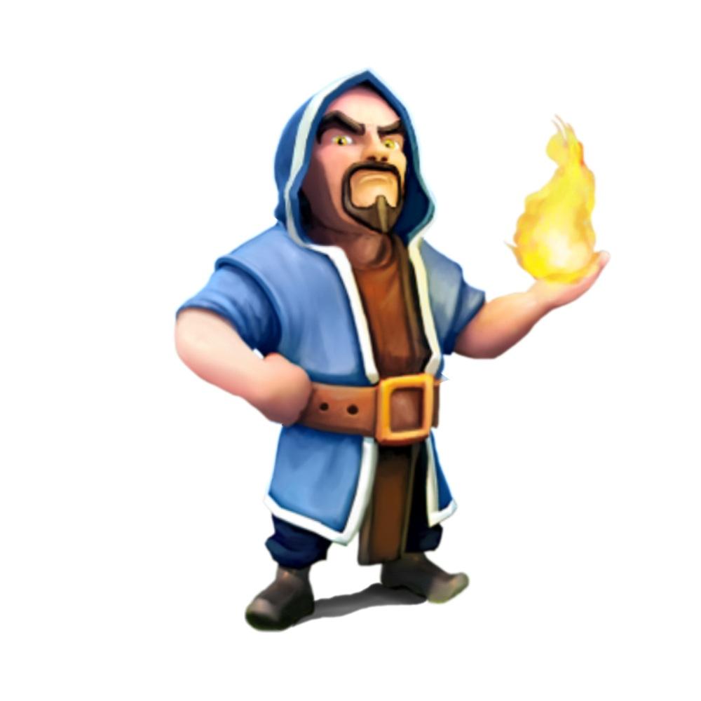 Clash of Clans | Wizard | clash-wiki.com