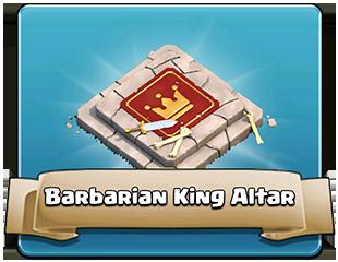 Barbarian King Altar