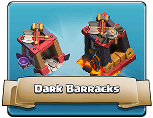 Dark Barracks