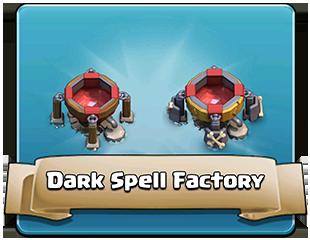 Dark Spell Factory