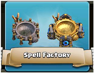 Spell Factory