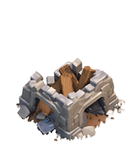 Руины крепости клана