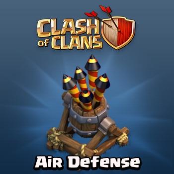Воздушная оборона 7 уровня