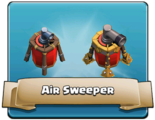 Air Sweeper