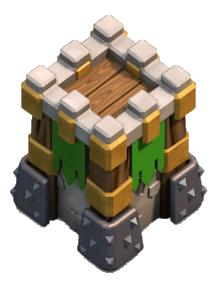 Башня лучниц 10 уровня