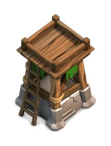 Башня лучниц 5 уровня