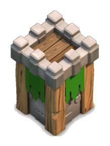Башня лучниц 7 уровня