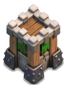 Башня лучниц 9 уровня