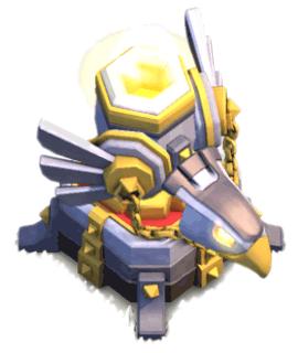 Орлиная артиллерия 2 уровня (режим атаки)