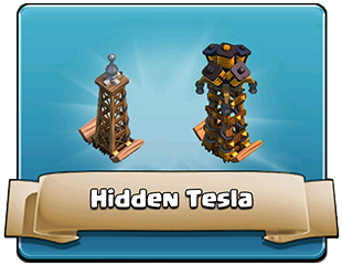 Hidden Tesla