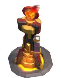 Адская башня 2 уровня