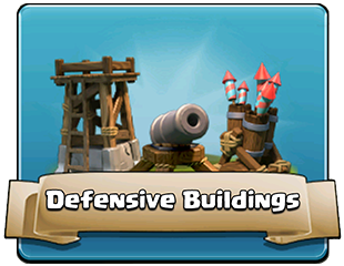 Defensive Buildings