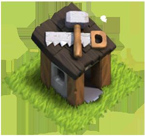Builder's Hut