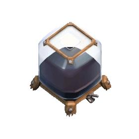 Хранилище черного эликсира 2 уровня