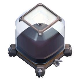 Хранилище черного эликсира 3 уровня