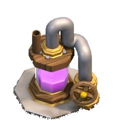 Сборщик эликсира 5 уровня