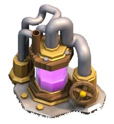 Сборщик эликсира 7 уровня