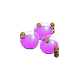 Эликсирохранилище 3 уровня