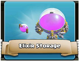 Elixir Storage