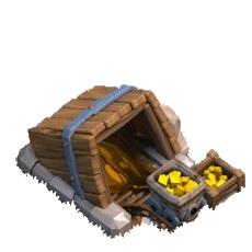Золотая шахта 5 уровня