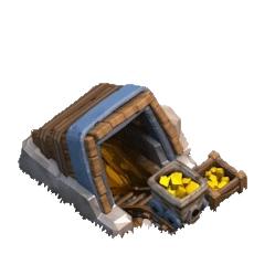 Золотая шахта 7 уровня
