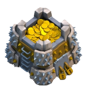 Золотохранилище 10 уровня