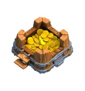 Золотохранилище 2 уровня